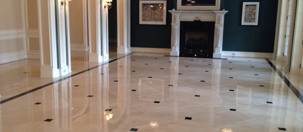 Marble Honing & Polishing Services