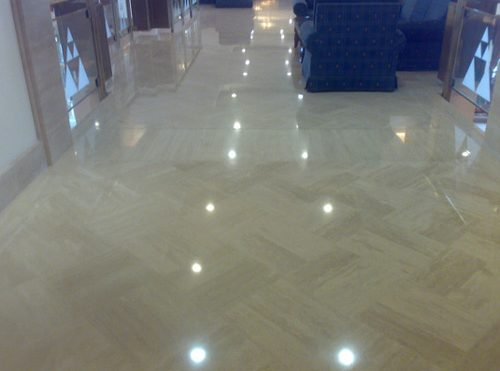 Marble Cleaning & Polishing Services