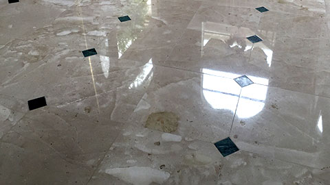 Travertine Floor Cleaning Company