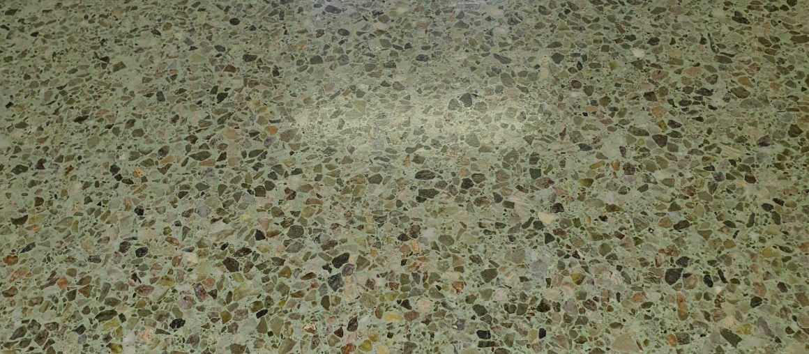 Terrazzo Floor Cleaning / Terrazzo Floor Polishing