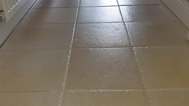 Ceramic Floor Cleaning / Ceramic Floor Polishing