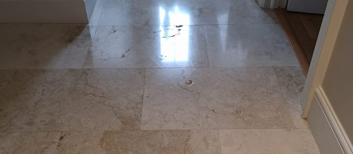 Marble Restoration Done Professionally